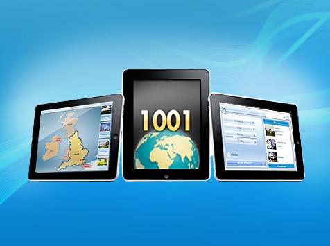 Travel iPad <span>app</span>